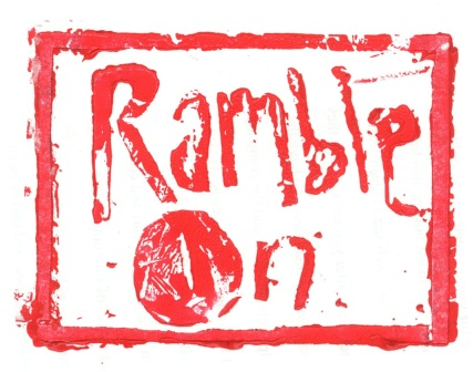 ramble on red